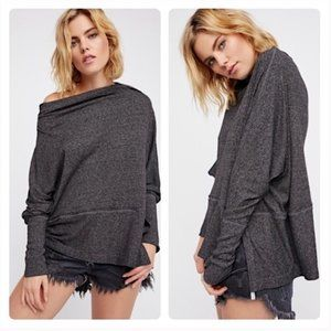 WE THE FREE Londontown Asymmetrical Thermal Top